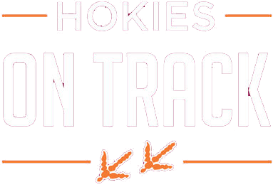 Hokies on Track app logo